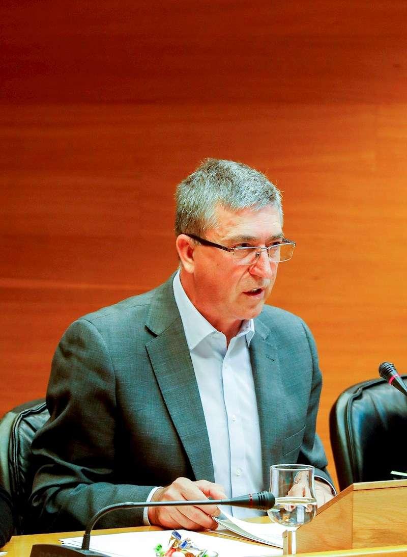 El conseller de Economía, Comercio y Trabajo, Rafael Climent. EFE