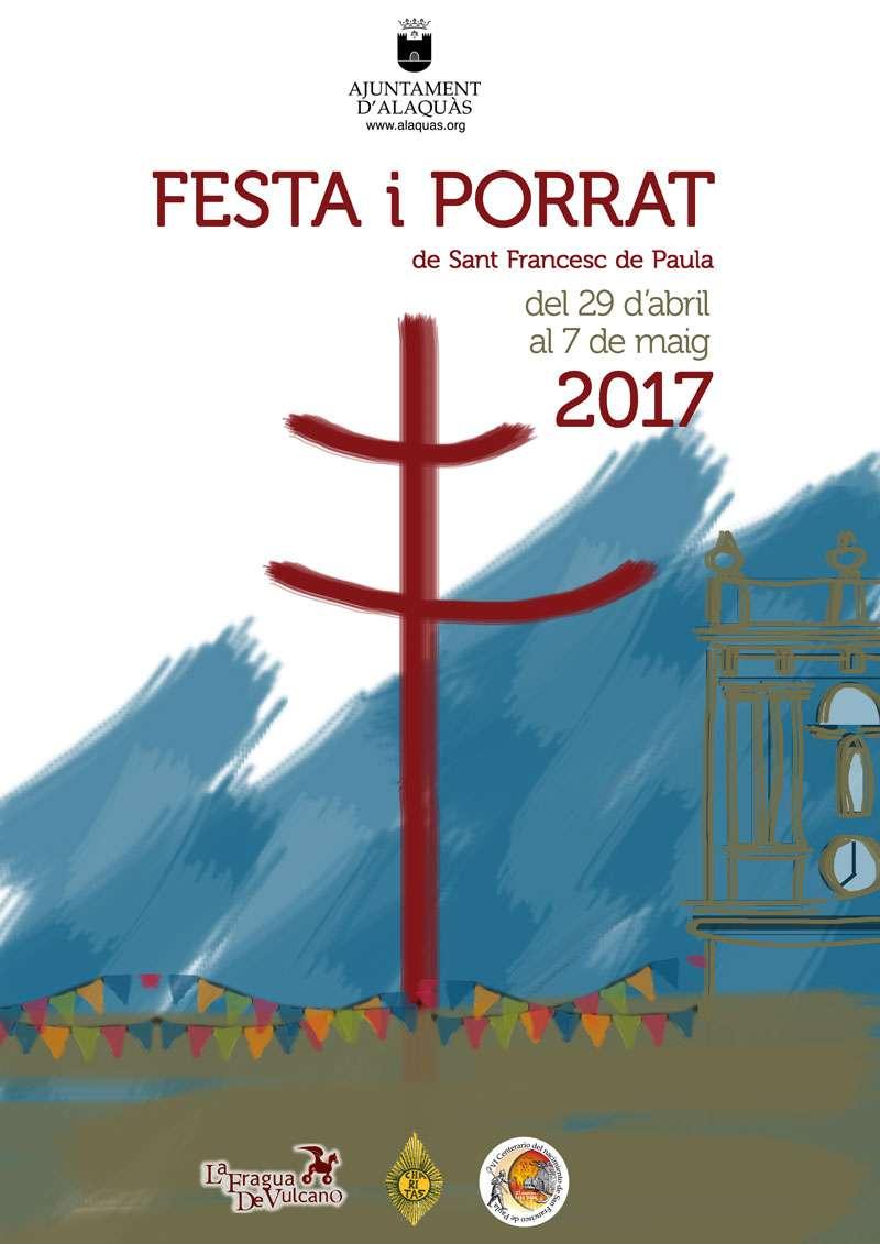 Cartel de la Festa i Porrat