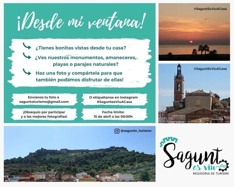 Cartel de la iniciativa de Turismo.