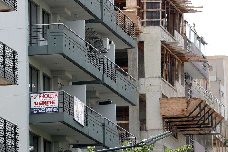Vista de un apartamento a la venta. EFE/Archivo