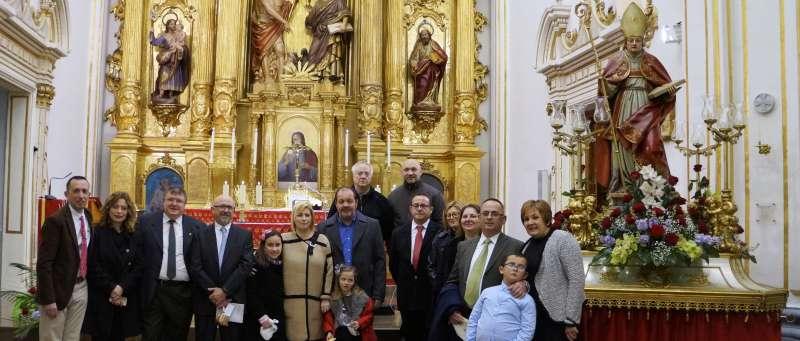 La Comissió de Festes de Sant Blai d