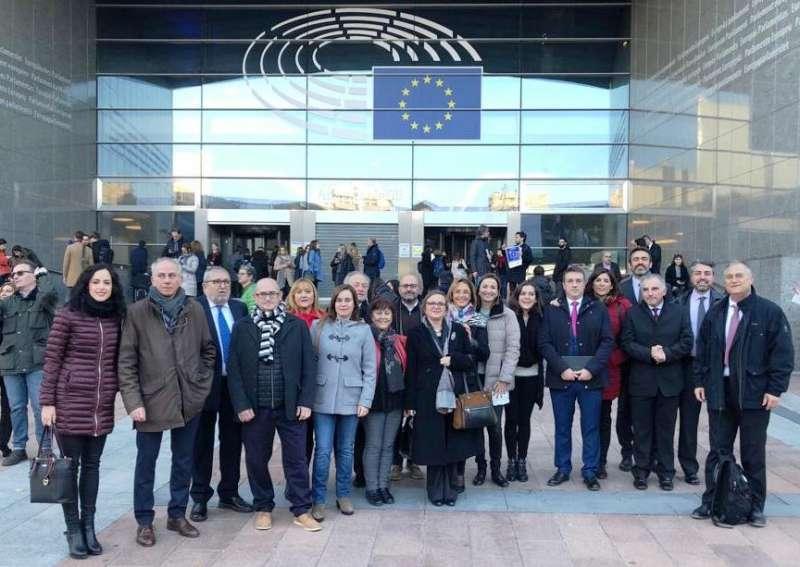 Delegación española en Bruselas