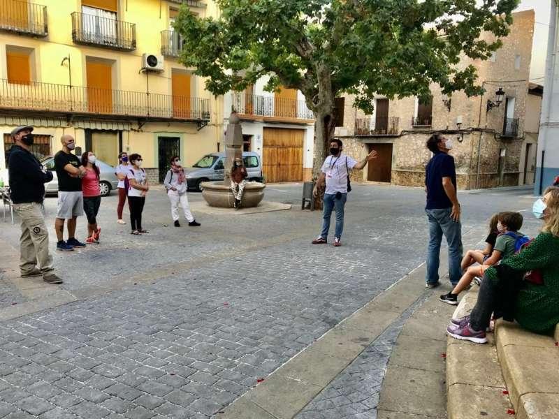 Actividad en Algar de Palancia.