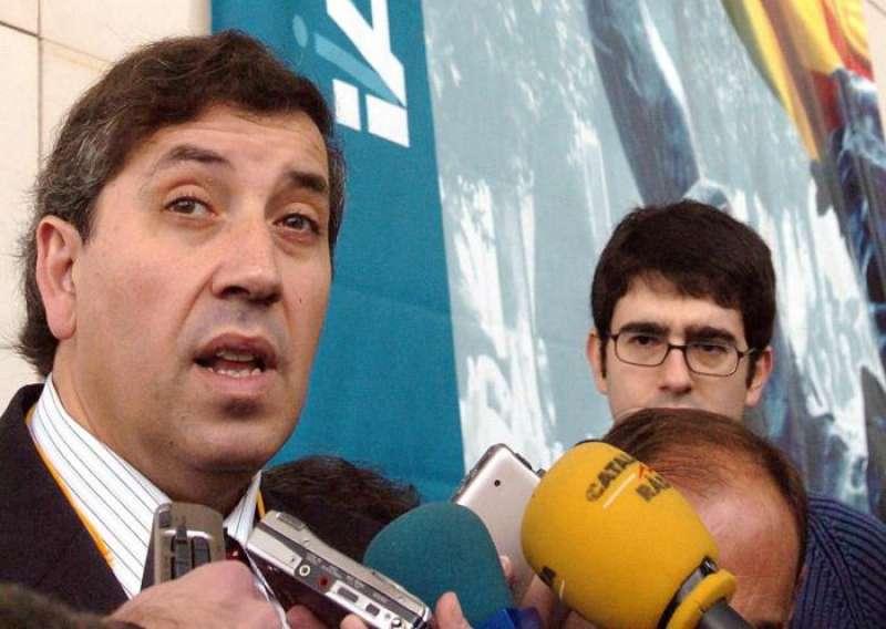 Juan Francisco Tomás Puchol, en una imagen de archivo. EFE
