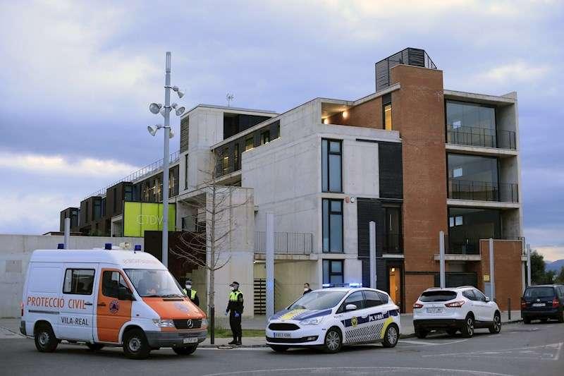 La Conselleria de Sanidad ha activado esta tarde el Centro de Tecnificación Deportiva de Vila-real. EFE