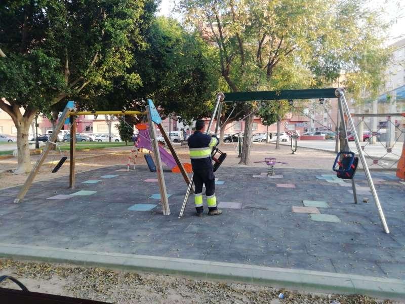 Parque cerrado/EPDA