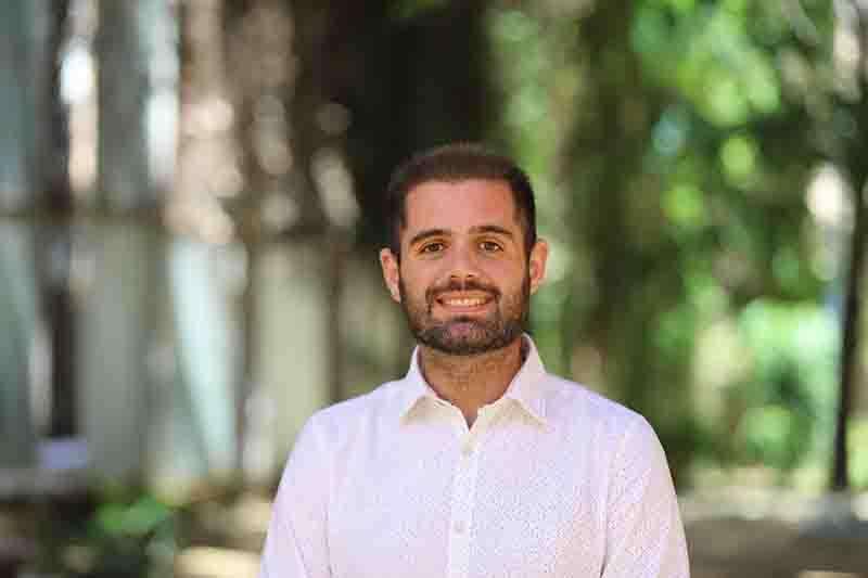 El diputado en Les Corts por Ciudadanos, Jesús Salmerón. EPDA