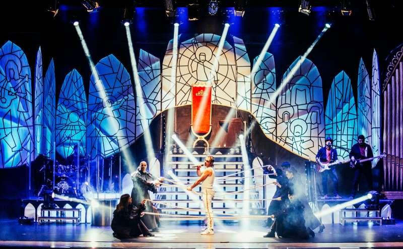 Imagen del espectáculo We Love Queen.