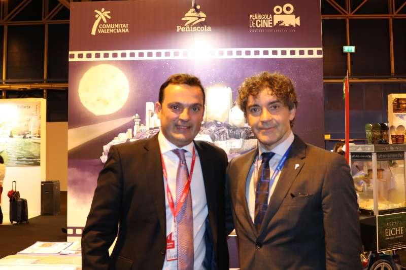 Andrés Martínez y Francesc Colomer.