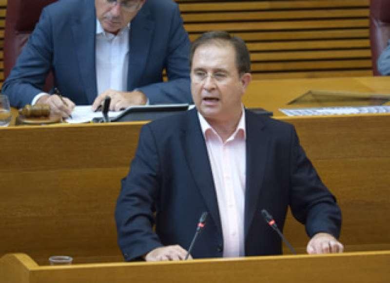 El diputado Juan Córdoba.