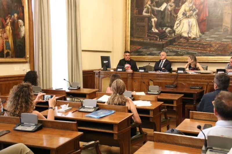 Foto de la sesión del Senado./PDA