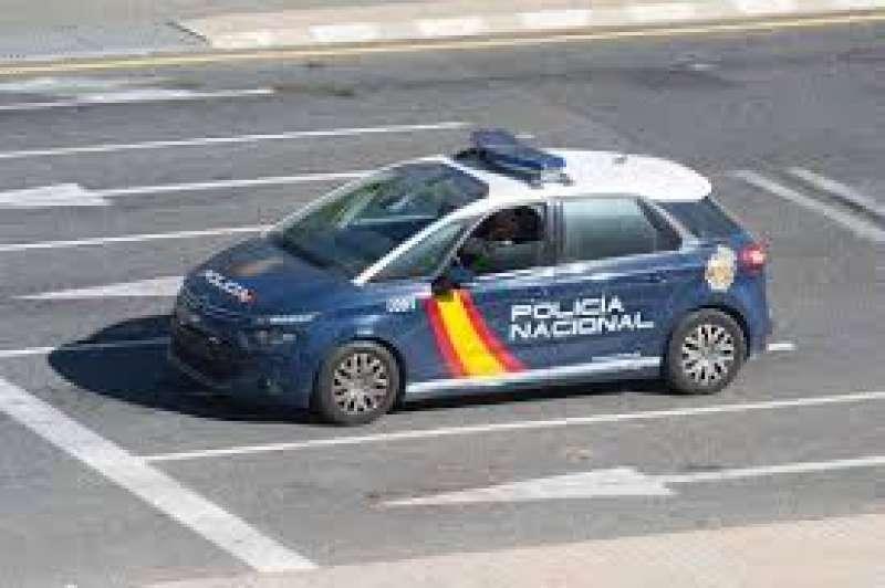 Coche de Policía Nacional. Archivo/EPDA