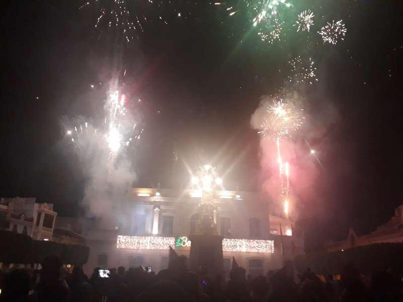 Fin de año en Alfafar