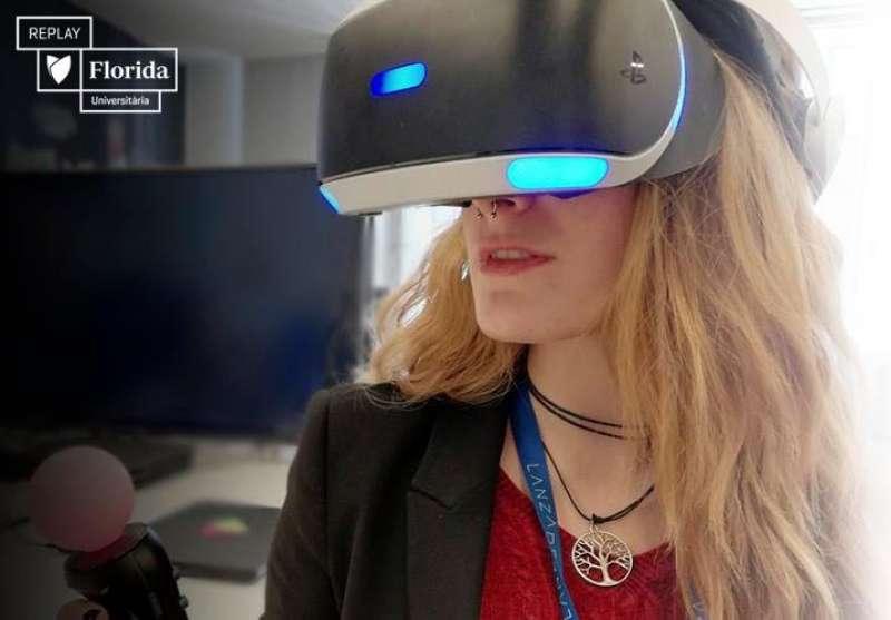 Realidad virtual Florida Universitària
