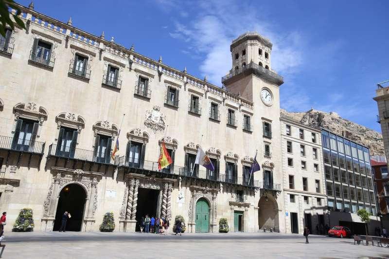 Ayuntamiento de Alicante. ALICANTE TURISMO