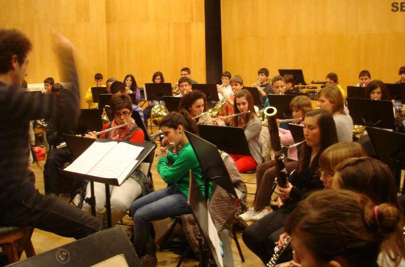 Audición de alumnos del Conservatorio