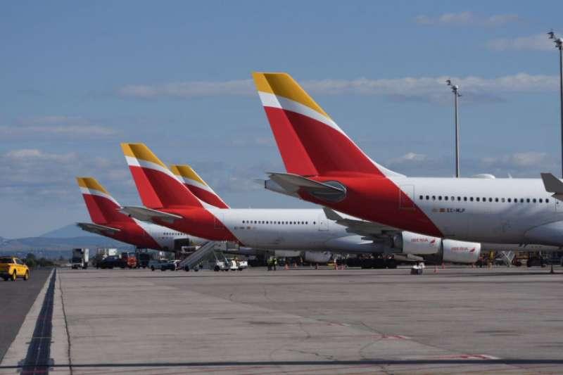 Aviones del Grupo Iberia. EPDA