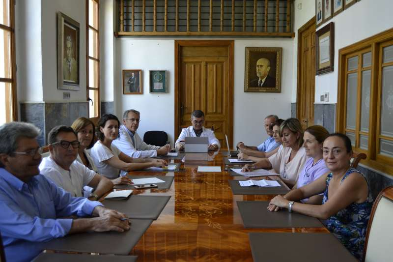 Comité Ético de Investigación con Medicamentos (CEIm). EPDA