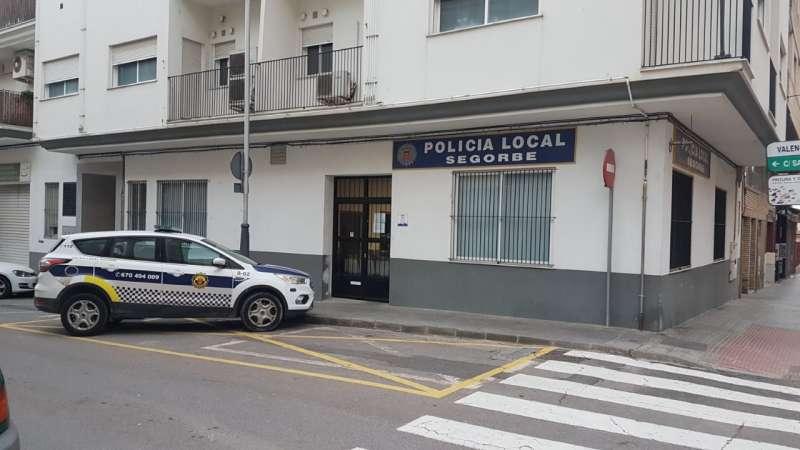 Sede de la Policía Local de Segorbe