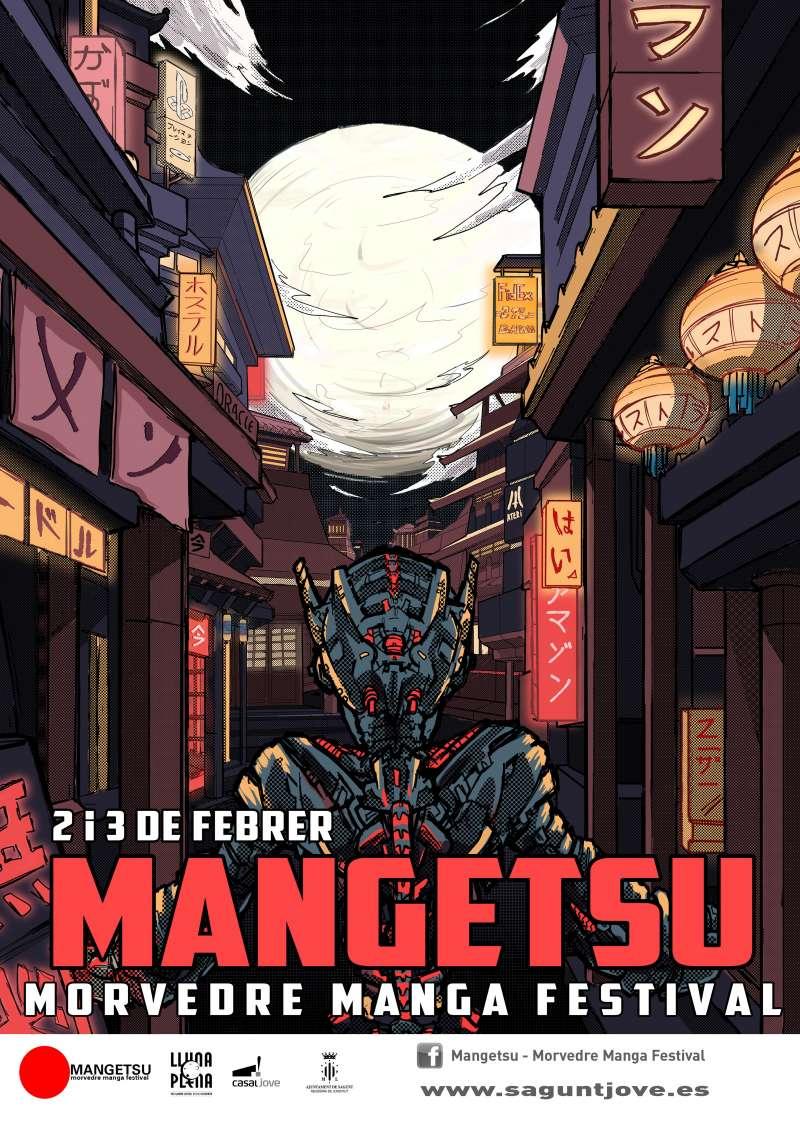 El festival manga de morvedre mangetsu llega con la cuarta - Casal jove puerto sagunto ...