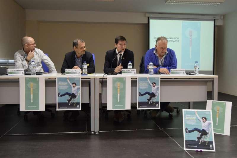 Presentación de la campaña. EPDA