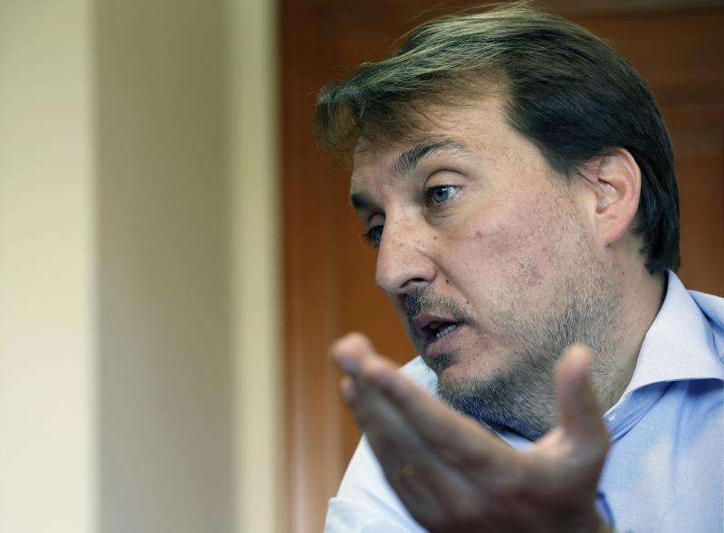 El presidente del Levante UD, Quico Catalán. EFE/Cárdenas/Archivo