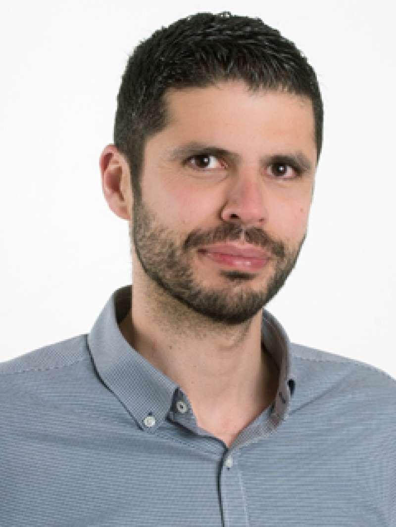 David Calvo, diputado autonómico PSPV.