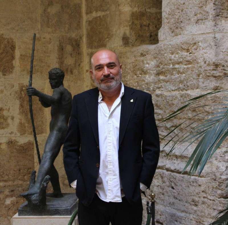 El diputat Xavier Rius. EPDA