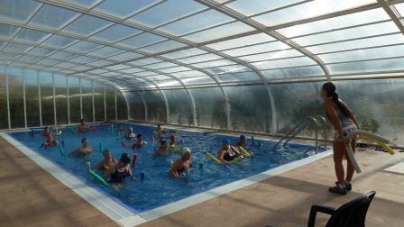 rafelbunyol xito de la piscina cubierta municipal de