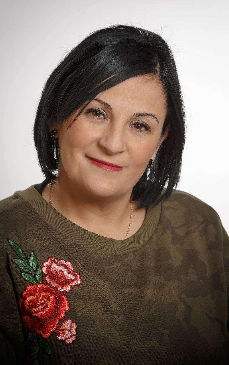 La concejala de educación de Aldaia, María José Carcelén. EPDA