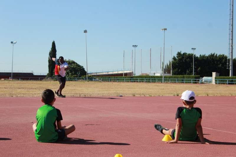 Atletismo. EPDA