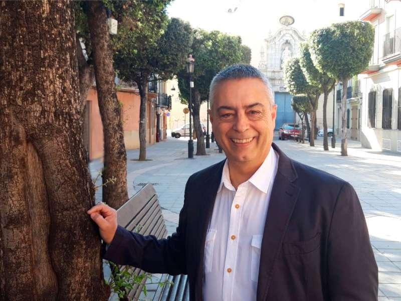 Martínez Bauset, candidato de Ciudadanos Alboraya. EPDA