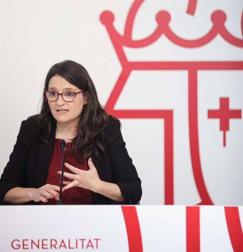 Mónica Oltra. EFE