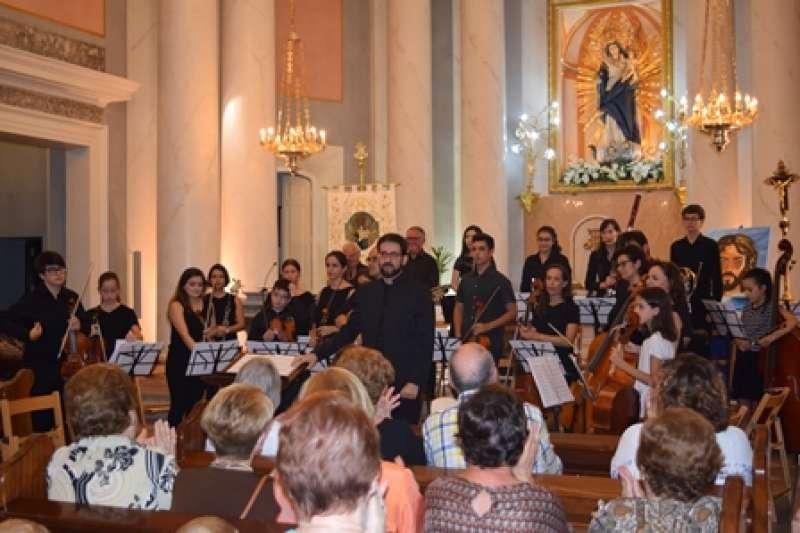 Concert a Sedaví. EPDA