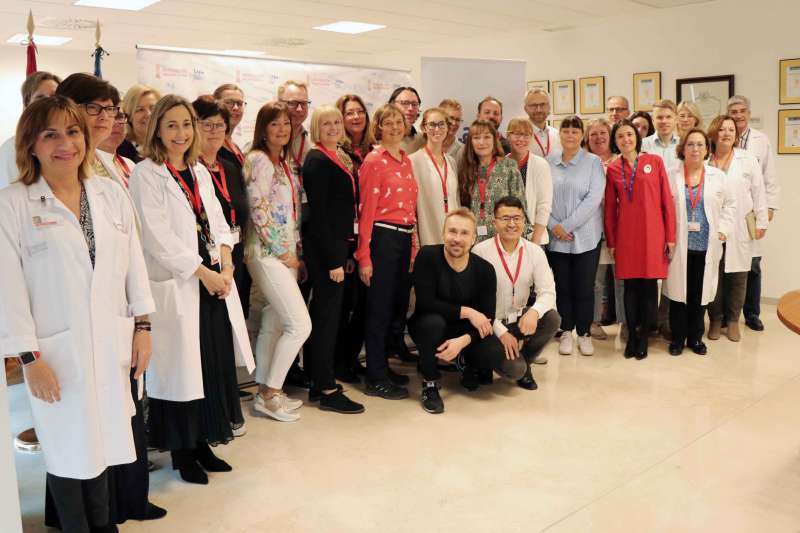 La Fe Visita institucional Universidad Gotemburgo Suecia