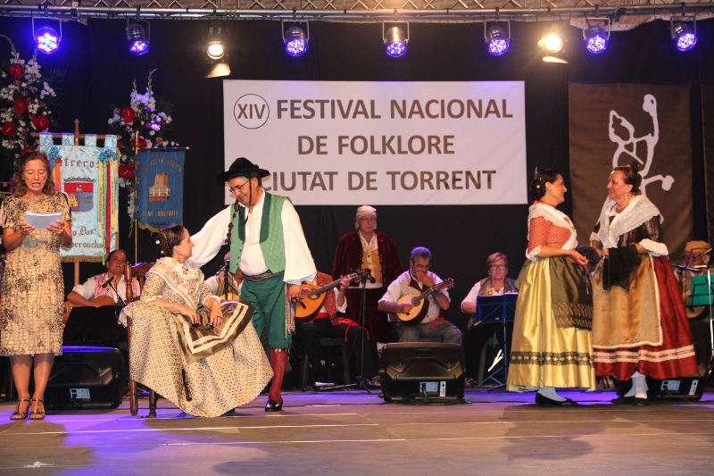 ?Festival Internacional de Folklore? de Torrent. EPDA