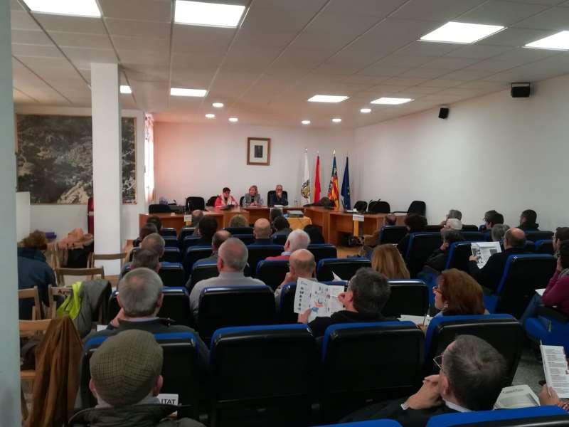 Jornades celebrades a Serra. EPDA