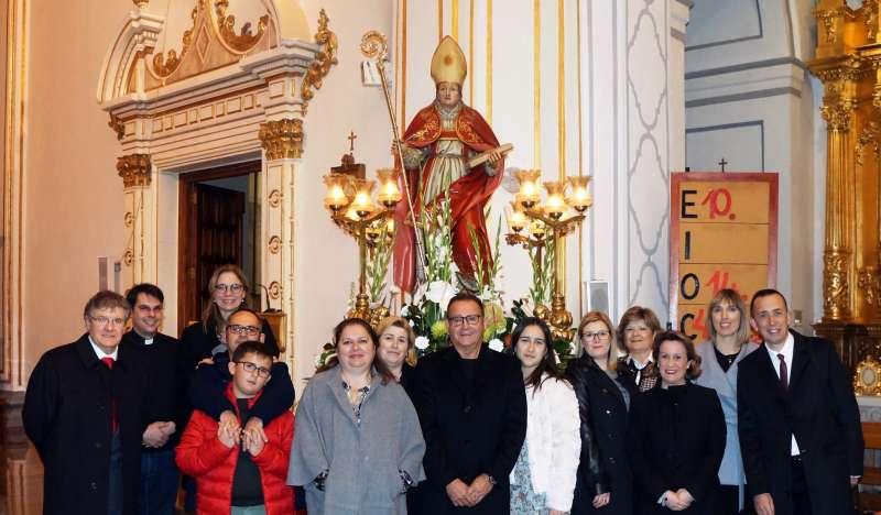 Comissió de Festes de Sant Blai i Ajuntament d