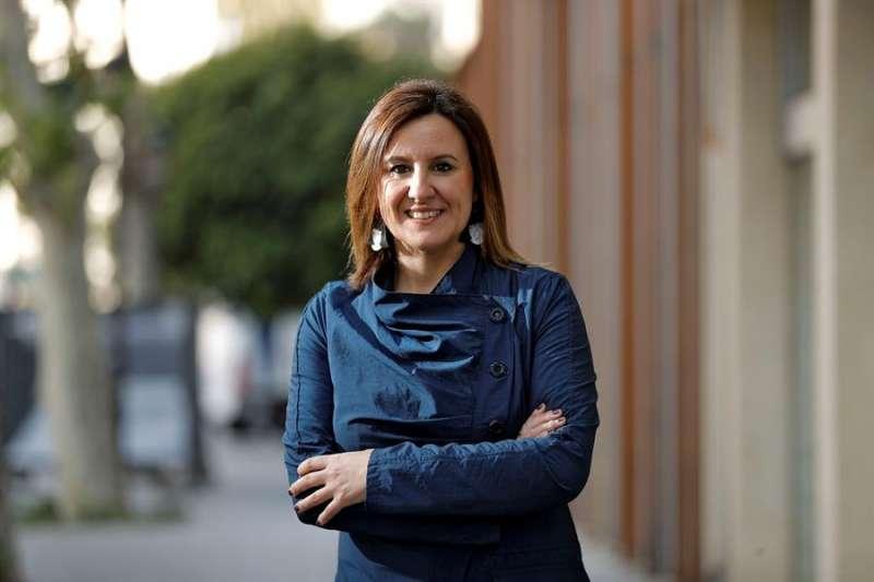 Imagen de archivo de la portavoz popular en el Ayuntamiento de València, María José Catalá. EFE/Bruque/Archivo