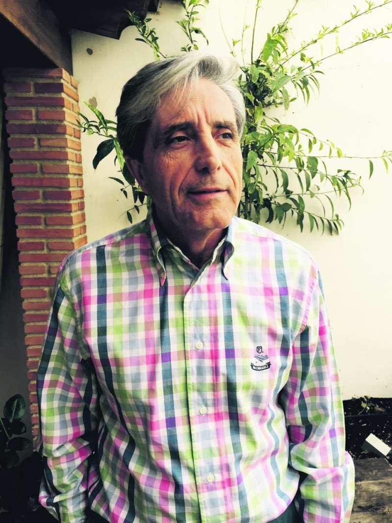José Terrádez, ex alcalde de Alfara de la Baronia.  FOTO EPDA