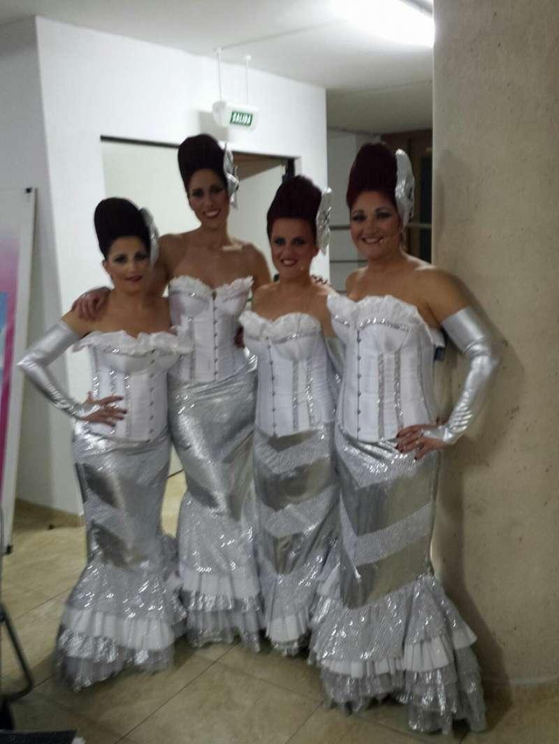 Varias de las actrices de Priscilla. //EPDA