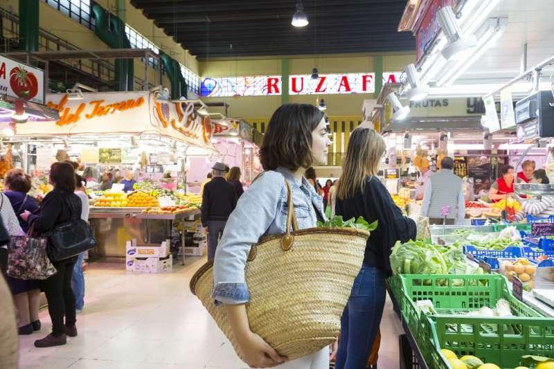 Mercado de Russafa. EPDA