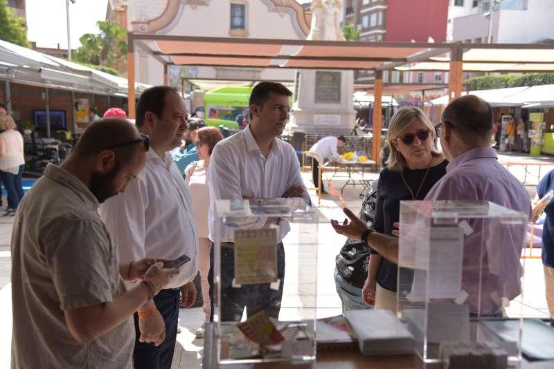 Feria del comercio Alfafar
