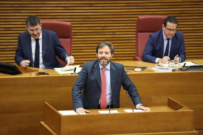 Eduardo del Pozo Querol. Diputado de Ciudadanos en Les Corts Valencianes por la provincia de Castelló