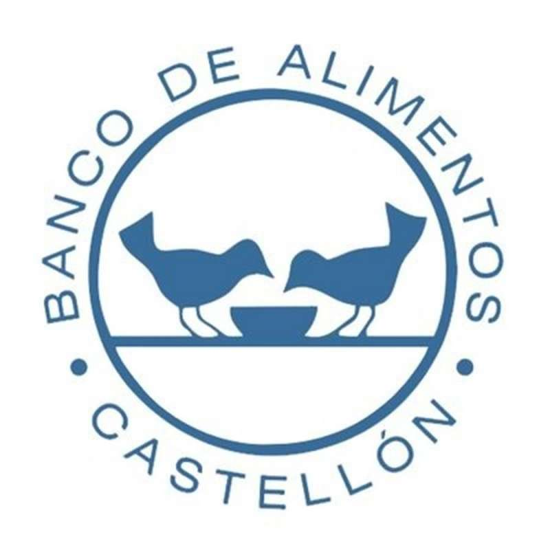 Logo del Banco de Alimentos Castellón.