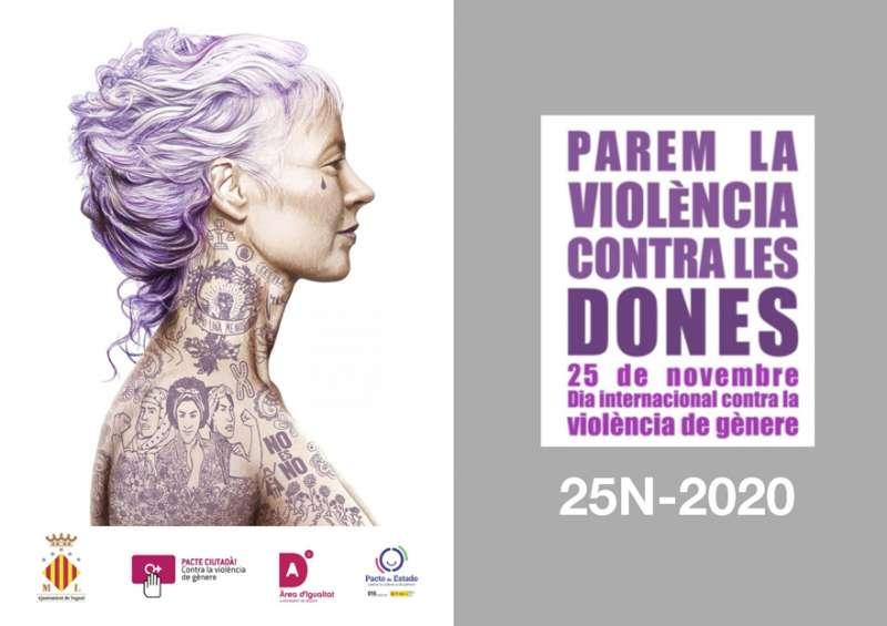 Programa de actos 25 noviembre