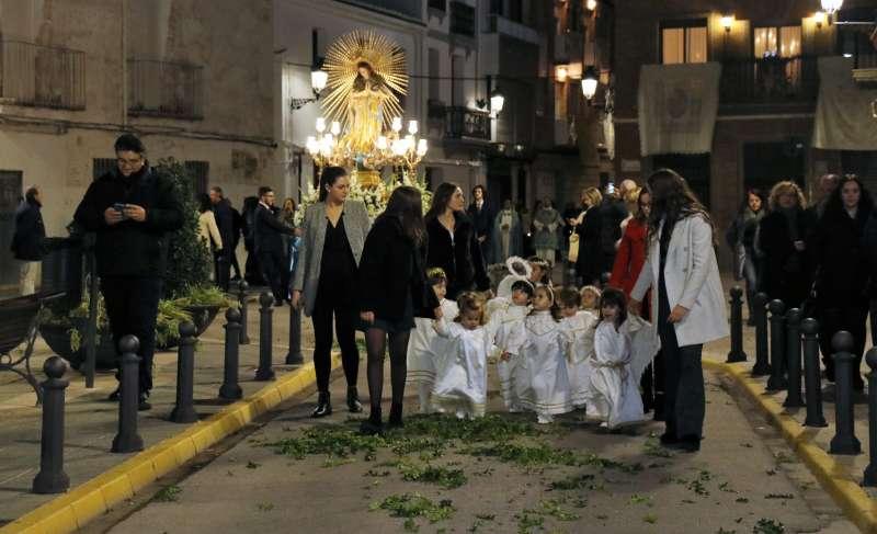 La fiesta de la Inmaculada. EPDA
