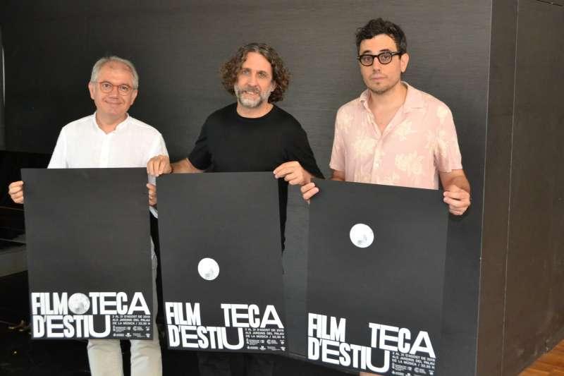 Presentación del cartel y la nueva imagen de la Filmoteca d