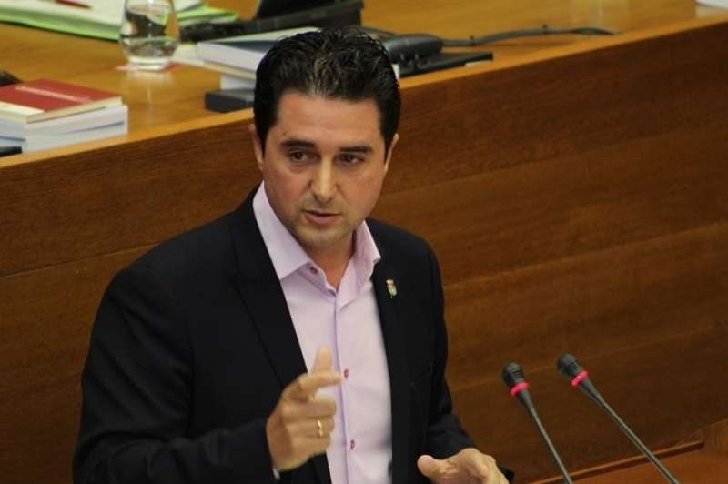 Paco García. //EPDA