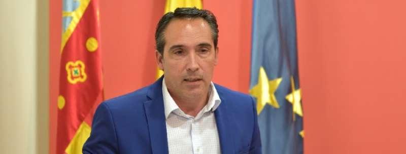 Rubén Ibáñez,portavoz de Economía en el PP de les Corts.